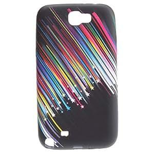 Meteor Design Soft Case for Samsung Galaxy Note 2 N7100