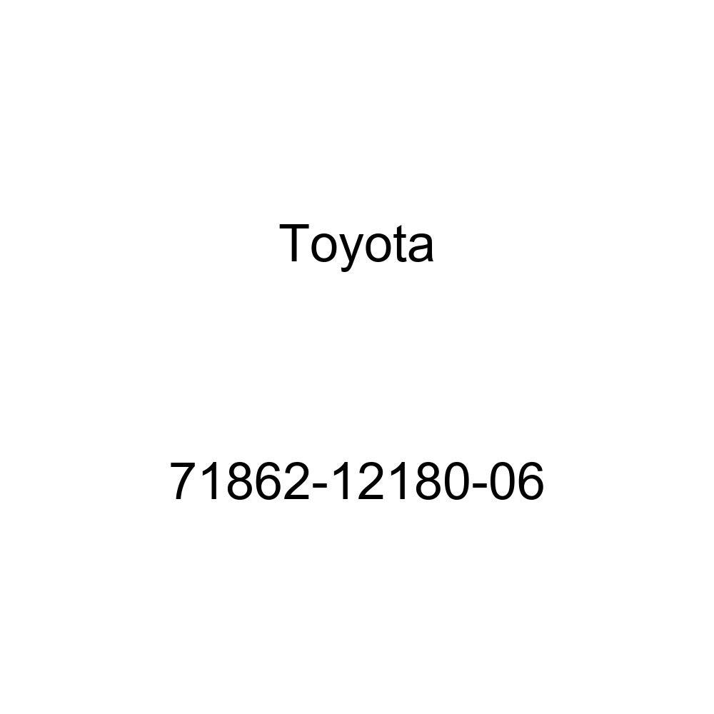 TOYOTA Genuine 71862-12180-06 Seat Cushion Shield