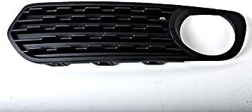 1 Paar gl/änzender schwarzer Meteorgrill vorne JTSGHRZ Front K/ühlergrille F/ür BMW F20 F21 LCI 2015-2017 2016
