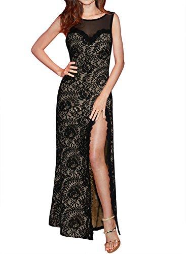 long black halloween dress - 6