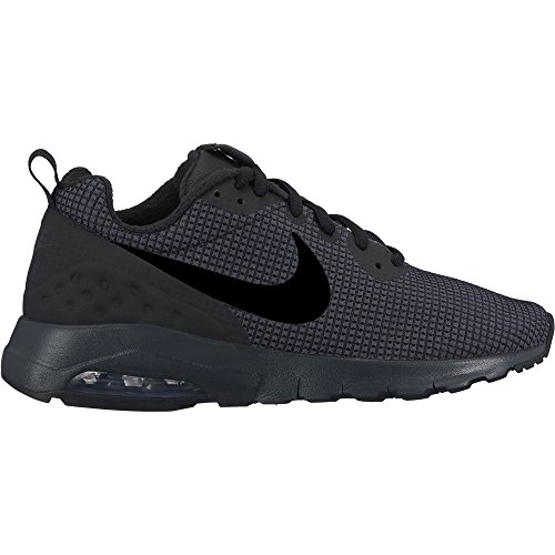 Nike Damen Max Black Running Motion Donna Air Scarpe Nero anthracite Se Liteweight Black rUparxqw