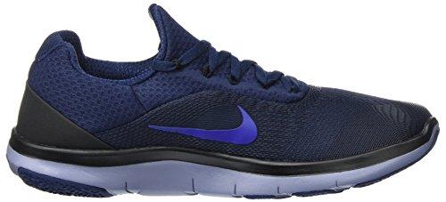 Shoe Trainer Nike College Men's Royal Free Training v7 Navy Blue Deep gwfXqw