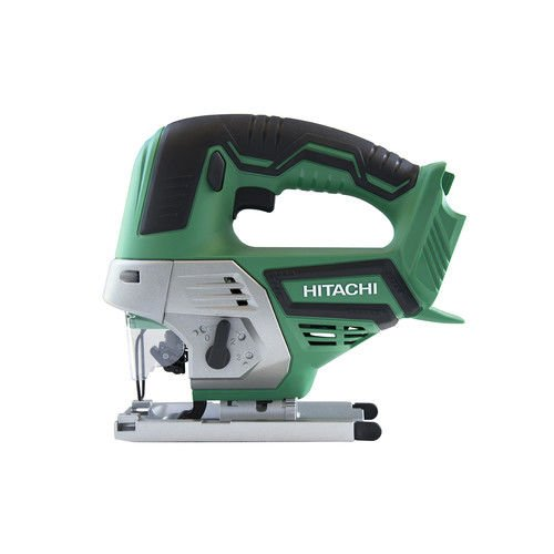 Hitachi CJ18DGLP4 18V Cordless Lithium-Ion Jig Saw with Lifetime Tool Warranty (Tool Only, No Battery) (Cordless Jigsaw)