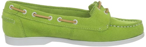 US Polo Assn, Damen Slipper & Mokassins Grün - Vert (Lgreen)
