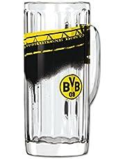 Borussia Dortmund BVB-bierglas zuidtribüne, 0,5 liter