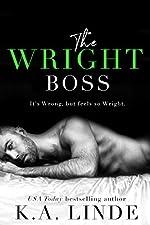 The Wright Boss: An Office Romance