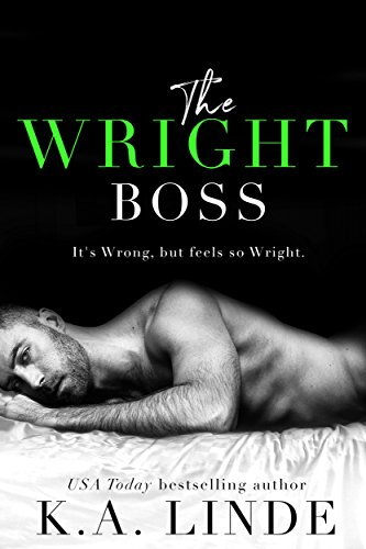 The Wright Boss by [Linde, K.A.]