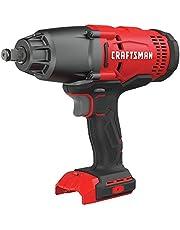 CRAFTSMAN 20V MAX* Impact Driver Kit, Cordless, 1/4-Inch (CMCF800C2)