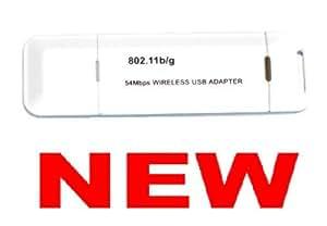 NEEWER® USB WiFi Wireless Internet Adapter for Mac OS