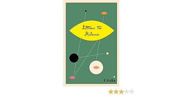 Letters to Milena (Schocken Kafka Library): Amazon.es: Franz ...