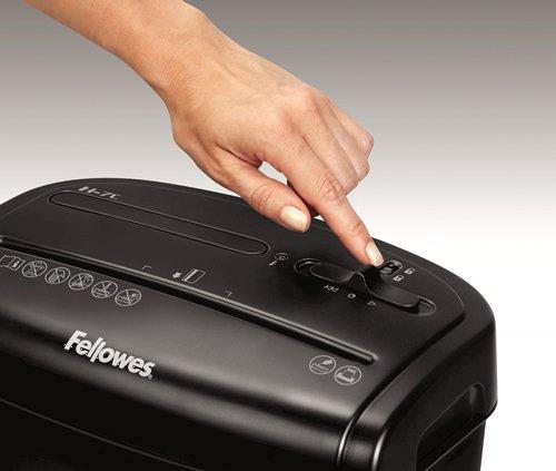 Fellowes POWERSHRED H-7C CROSS CUT 120V SHREDDER 4685901