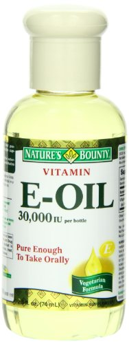 Nature's Bounty E Oil 30,000IU, 2.5 Fluid Ounce