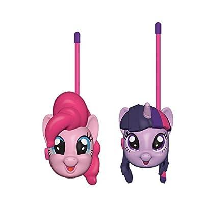 My Little Pony' Talkies-walkies Gamme Static Free 150Meters.