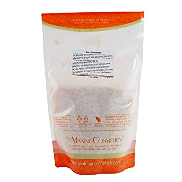 MakingCosmetics – Zinc Ricinoleate – 17.6oz 500g – Cosmetic Ingredient