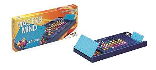 Cayro Master Mind 946180 126 – Juego de código secreto de colores