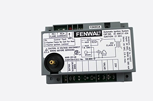 Fenwal Controls 35-6087J1-034 OEM IGNITION MODULE
