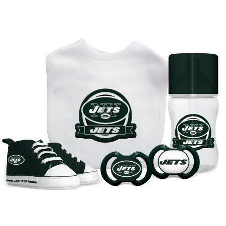 Baby Fanatic NFL New York Jets Infant and Toddler Sports Fan Apparel