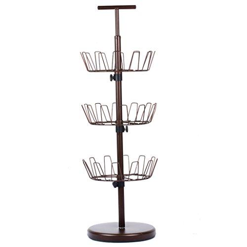shoe rack bronze - 3