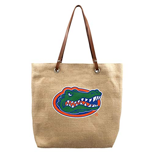 NCAA Florida Gators Burlap Market - Gators Snap Florida