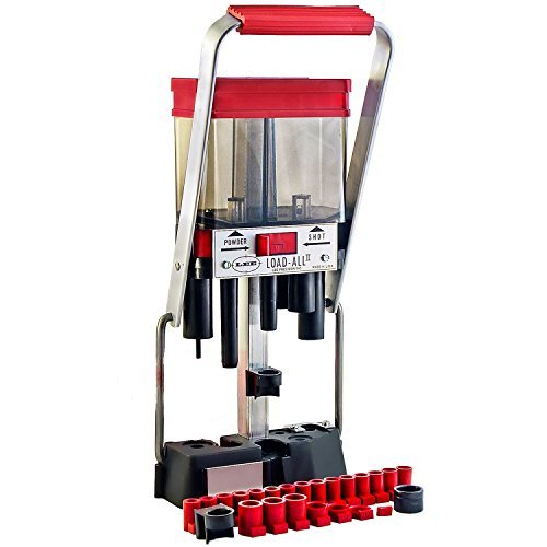 12 Gauge Reloading - LEE PRECISION II Shotshell Reloading Press 12 GA Load All (Multi)