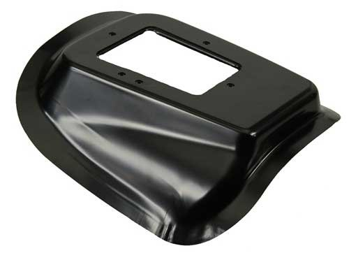 Auto Metal Direct Console Floor Shift Hump (3 or 4 Speed Only) - 68-74 Chevy II Nova; 71-74 Ventura; 74 GTO