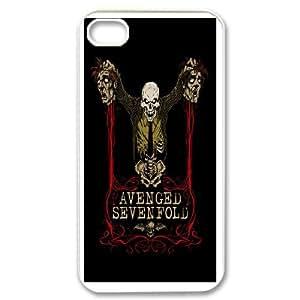 STR5-Custom Phone Case Avenged Sevenfold For iPhone 4,4S