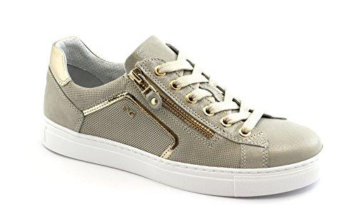 Sko Haver Sort Nero 05262 Sneakers Giardini Beige Bånd Zip Savanne Sport tPYZxq7w