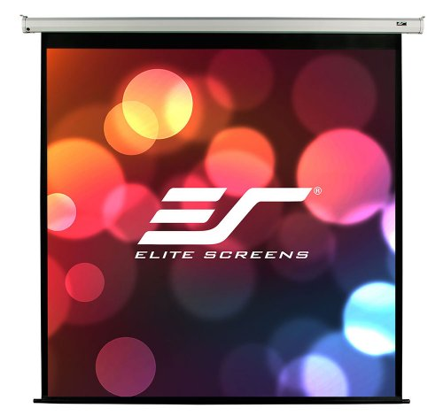 Elite Screens VMAX2, 165-inch 4:3, Wall Ceiling Electric Motorized Drop Down HD Projection Projector Screen, VMAX165XWV2