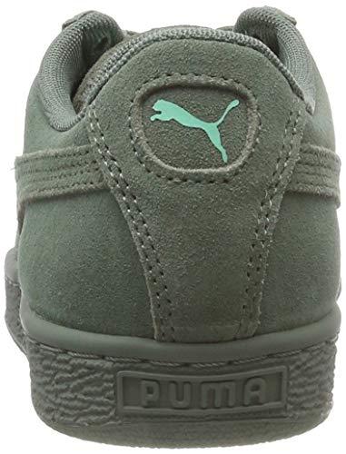Street Aged Femme Wreath Basses Puma Silver Wn's Classic 2 Gris puma 02 laurel Suede Sneakers EwCq7