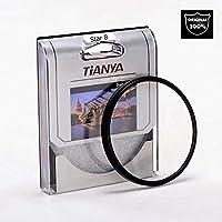 Tianya Nikon 18-140mm Lens için 67mm Star Yıldız 8 Filtre