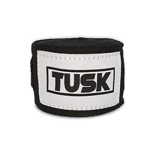 TUSK Elastic Professional 180 inch Handwraps for Boxing Kickboxing Muay Thai MMA