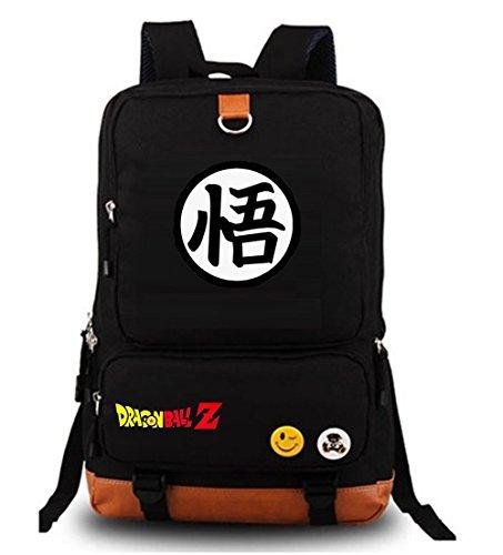 Siawasey Dragon Ball Z Anime Goku Cosplay Backpack