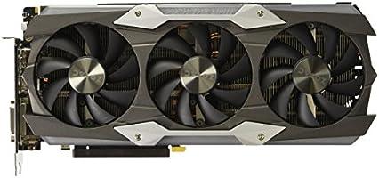 Zotac VCX ZT-P10810C-10P GTX 1080 AMP Ti Extreme 11GB GDDR5X 352B PCIE 3xDP HDMI
