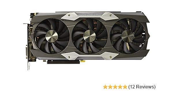 Amazon.com: Zotac VCX ZT-P10810C-10P GTX 1080 AMP Ti Extreme 11GB GDDR5X 352B PCIE 3xDP HDMI: Computers & Accessories