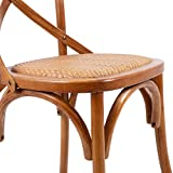 Poly and Bark Cafton Crossback Chair in Walnut