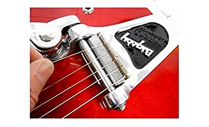 STAINLESS SILVER SR-1 NEW Vibramate Spoiler String Retainer for Bigsby Tremolo