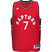 adidas AL7152 NBA International Swingman Toronto Raptors Jersey No.7 Kyle Lowry