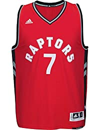 adidas AL7152 NBA International Swingman Toronto Raptors Jersey No.7 Kyle Lowry