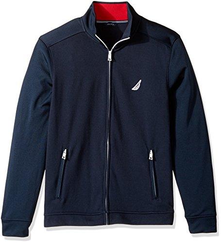 Zip Front Collared Sweatshirt Jacket - 2