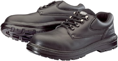 Draper 49464 Safety Shoes To S1pa Black