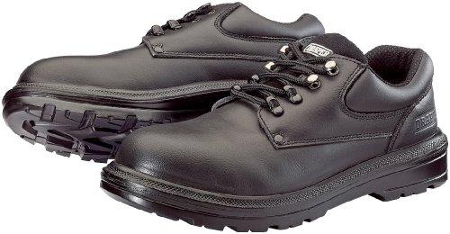 Draper 49468 Chaussures de sécurité Embout et semelle intermédiaire composites Cuir noir Pointure 45 (Import Grande Bretagne)