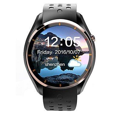 TR La mujer de los hombres del lemfo androide smartwatch iqi ...