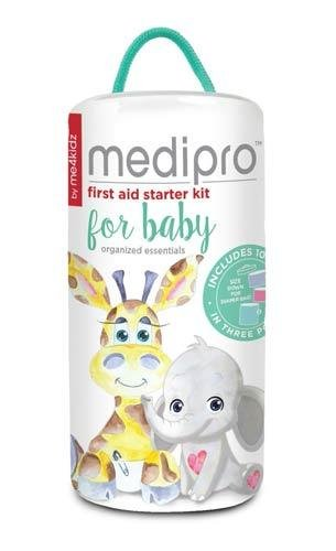 Me4kidz - Medipro Baby Starter First Aid Kit - 105 Count