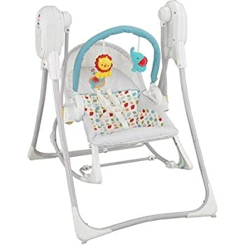 Fisher-Price 3-in-1 Swing 'N' Rocker