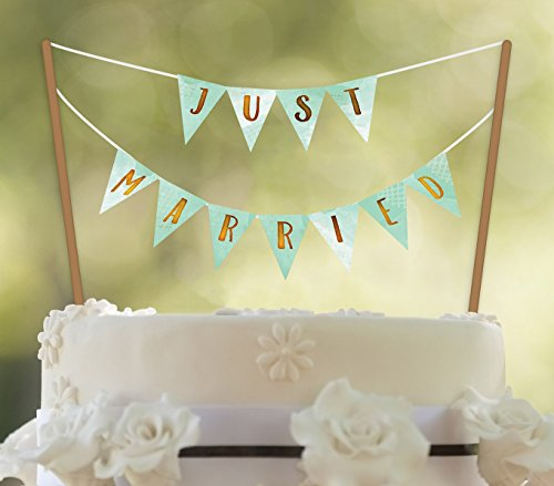 Mint Cake Topper PRINTABLE Digital Download