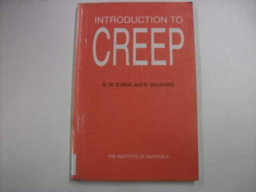 Introduction to Creep (Matsci)