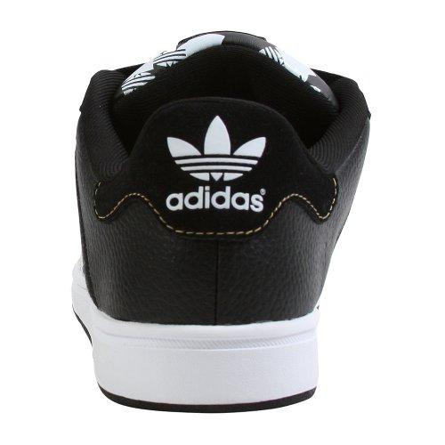 Adidas Menns Bankment Evolusjon Svart / Hvit