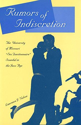 Rumors of Indiscretion: The University of Missouri's
