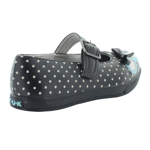 K Sneaker U DEER A8293L PLIMMIES black Mary T 36 blue Jane n6aSwWxTT