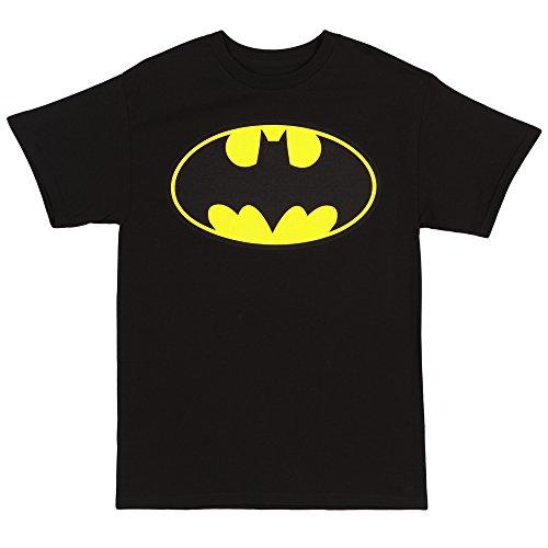Batman+Shirts Products : Batman Classic Logo Adult T-Shirt
